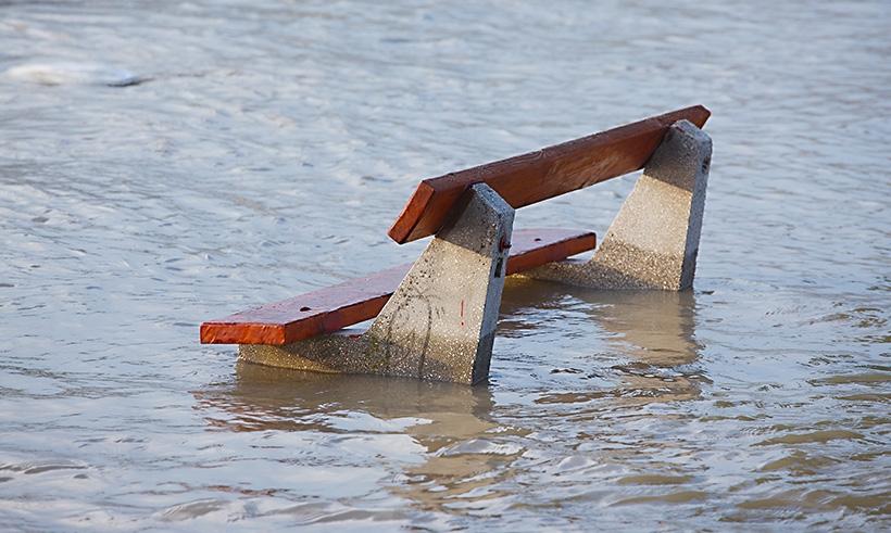 Budapest flooding